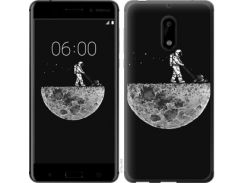 Чехол EndorPhone на Nokia 6 Moon in dark (4176m-898)