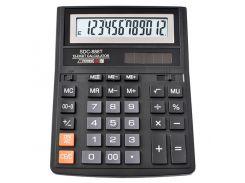 Настольный калькулятор SDC0888T12 Черный (30-SAN249)