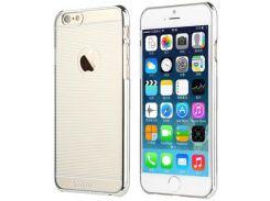Ультратонкая накладка TOTU Breeze для iPhone 6S Plus/6 Plus Grey
