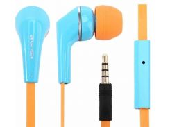 Наушники Awei Q7i Blue (3-01160_3)