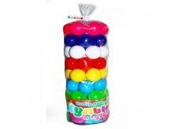 Кульки в тубусі Toysi 62 шт х 6 см (TOY-103507)