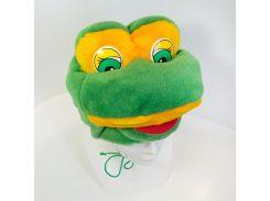 Детская маскарадная шапочка Kronos Toys Лягушка (zol_229)