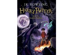 Harry Potter and the Deathly Hallows. Гарри Поттер на английском. Джоан Роулинг (353555)
