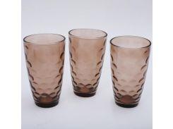 Набор стаканов Bona Эмилия-35 3 х 425 мл (BD-533-35_psg)