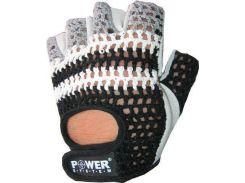 Перчатки для фитнеса и тяжелой атлетики Power System Basic PS-2100 Grey XXL (VZ55PS-2100_2XL_Grey)