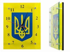 Часы настенные Герб Украины (110-1083161)