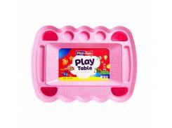 Игровой столик для песка и пластилина 0164 Розовый (53983)