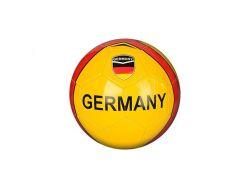 Футбольный мяч из ПВХ для детей 5 размер PVCBG0198 Yellow-Red (gab_rp115lHPi80781)