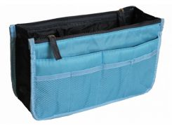 Органайзер для сумки Аiry Bag-in-Bag SE00052 Голубой (tau_krp110_00052mk)