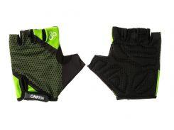 Рукавички велосипедніOnRide TID L Black-Light Green (2956563230128 )
