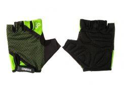 Рукавички велосипедніOnRide TID M Black-Light Green (2956563230127 )