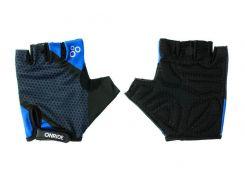 Рукавички велосипедніOnRide TID L Black-Blue (2956563230140 )