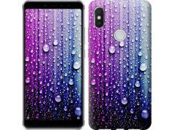 Чехол EndorPhone на Lenovo S5 Pro Капли воды (3351m-1615)