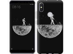 Чехол EndorPhone на Lenovo S5 Pro Moon in dark (4176m-1615)