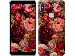 Чехол EndorPhone на Lenovo S5 Pro Цветущие розы (2701m-1615)