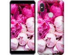Чехол EndorPhone на Lenovo S5 Pro Розовые пионы (2747m-1615)