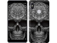 Чехол EndorPhone на Lenovo S5 Pro skull-ornament (4101m-1615)