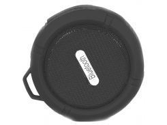 Беспроводная Bluetooth колонка Lesko BL C6 Black