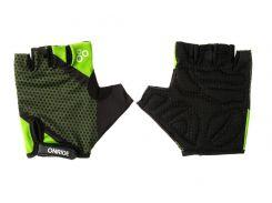 Рукавички велосипедніOnRide TID XL Black-Light Green (2956563230129 )