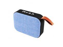 Bluetooth-колонка MusicBox A3 Голубая (KD-59872S108)