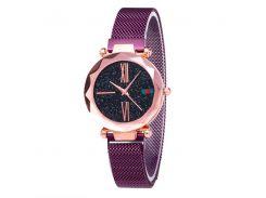 Женские часы Trend-mix Starry Sky Watch Фиолетовые (tdx0000446)