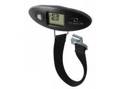 Кантерные электронные весы Esperanza Titanum TTS001 Backpacker Черный (006556)