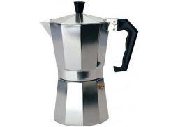 Гейзерная кофеварка Empire EM-9543 300 мл Серебристый (004412)