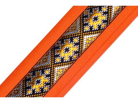 Чехол на ремень безопасности SMART BELT O-04 Оранжевый (O0004) Киев