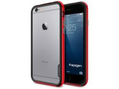 Бампер SGP Case Neo Hybrid EX Series Dante Red for iPhone 6S (SGP11025)