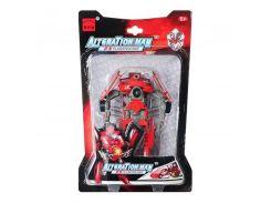 Робот-трансформер Kronos Toys 3302B Красный (tsi_25133)