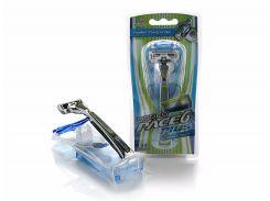 Станок для гоління Dorco Pace 6 Plus + 2 картриджі (116853)