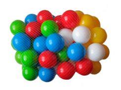 Кульки Toysi 8 см х 60шт (TOY-103510)