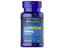 L-Cysteine 500 mg50 Capsules