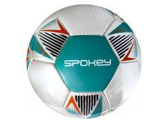 Футбольный мяч Spokey Overact размер 5 Siver-Blue (s0453)