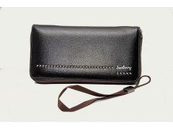 Мужской кошелек Baellerry Business Mens Wallet Черный (60861)