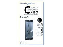 Защитное стекло FINE LINE (Tempered Glass Full Glue 5D) для Samsung Galaxy J6+ (J610) (black)