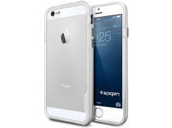 "Бампер SGP Case Neo Hybrid EX Series Satin Silver for iPhone 6 (4.7"") (SGP11026)"