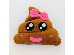 Мягкая игрушка Kronos Toys emoji Мисс Какашка 16 см (zol_616)