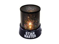 Ночник проектор звездного неба StarMaster (up00021)