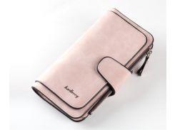 Женское портмоне Baellery Forever Светло-розовый (P156699P)