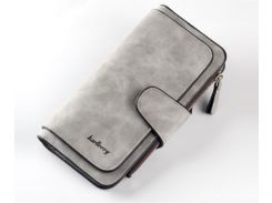 Женское портмоне Baellery Forever Серый (P156699G)