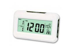 Настольные часы с термометром Keenly KK-2616 (44697)