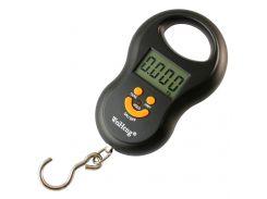Весы электронные кантер WeiHeng с термометром Черный (1em_000114)