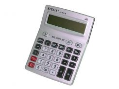 Калькулятор настольный Keenly TS 8852B (5599im5)