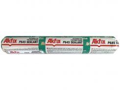 Автомобильный герметик Akfix колбаска 600 мл P645 Черный (AA653)