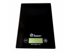 Весы кухонные Domotec MS-912 1912 до 5kg/ 0.1gr Черный (200753)