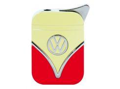 Зажигалка газовая LICENCES  VW SAMBA LIGHTER DL-8 Желтый с красным (40610003)