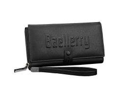 Портмоне кошелек Baellerry S1393 Черный (007539)
