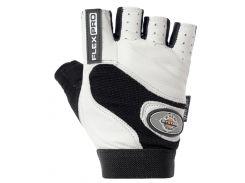 Перчатки для фитнеса и тяжелой атлетики Power System Flex Pro PS-2650 XXL White