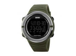Часы Skmei 1209 Green (1209BOXGR)